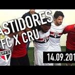 Futebol - Bastidores SPFC: São Paulo FC 2x0 Cruzeiro - 14.09.2014