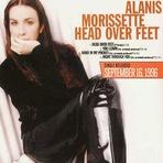 Single Alanis Morissette Head Over Feet completa 18 anos