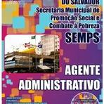 Apostila Concurso Público da SEMPS Prefeitura Municipal do Salvador–BA