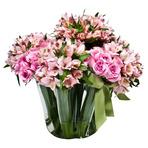 Emocione com arranjos de flores