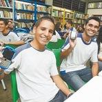 Projeto Escola com Celular Rede Social de Sustentabilidade