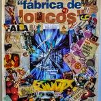 Arte & Cultura - Fábrica de Loucos (Colagem)