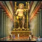 Curiosidades - Curiosidades sobre as Sete Maravilhas do Mundo Antigo: Estátua de Zeus