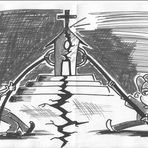 Religião - Visite! Cristo está dentro de Nós! - Divisão: Uma atitude que destrói