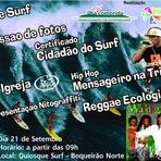 Esportes - Ilha comemora Dia do Surf no domingo 21/09 com shows, nitrograffiti e muitas atividades no Quiosque Surf