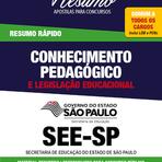 Concurso Professor São Paulo -  Educação Básica