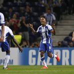 Futebol - FC Porto goleador assusta a Europa