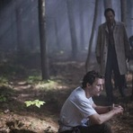 Floresta do suicídio (Aokigahara): The Sea of Trees, 2015. Drama com Matthew McConaughey, Ken Watanabe e Naomi Watts.