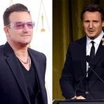Bono Vox e Liam Neeson Estão Preparando um Filme sobre Bandas
