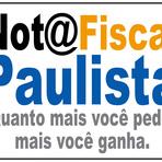 Utilidade Pública - Nota Fiscal Paulista
