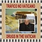 Violência - Carro Oficial do Vaticano Interceptado com 4 Quilos de Cocaína na França