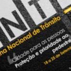 Semana Nacional do Trânsito começa hoje, dia 18 de setembro de 2014