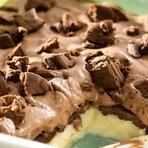 Culinária - Pavê de Biscoito Recheado
