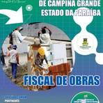 Concursos Públicos - Apostila Fiscal de Obras Concurso 2014 Campina Grande-PB