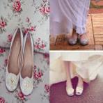 Sapatilhas Brancas Para Noivas, As Opções Mais Lindas E Tradicionais!