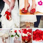 Sapatilhas Vermelhas Para Noivas, As Opções Mais Lindas E Glamorosas!