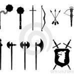Armas medievais e seus nomes