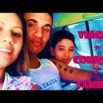 Vlog Viagem + Compras + Família