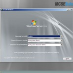 Tecnologia & Ciência - Instalando o Windows Server 2008