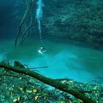 O rio submarino - México