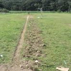 Esportes - Iniciada obras de melhorias no campo de futebol do bairro Jardim Yolanda