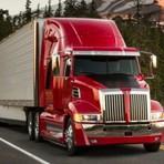 Automóveis - Gosta de caminhões? Western Star lança o novo 5700XE