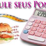 Dieta dos Pontos Calculadora de Pontos Grátis