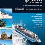Turismo - Novo Catálogo MSC Cruzeiros