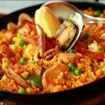 Culinária - Paella Valenciana