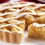 Culinária - Torta de maçã