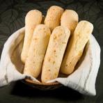 Culinária - Biscoitos de queijo