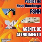Apostila FSNH 2014 AGENTE DE ATENDIMENTO