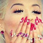 Mulher - Imperdível!!! Conheça a Nail Arts de Famosas