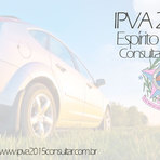Utilidade Pública - IPVA ES 2015- CONSULTA, VALOR