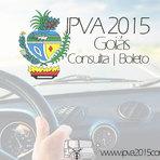 Utilidade Pública - IPVA 2015 GO- CONSULTA, BOLETO