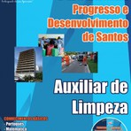 Concursos Públicos - Apostila PRODESAN 2014 AUXILIAR DE LIMPEZA