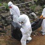 Fim dos Tempos: Com 4 mortes por hora, Ebola é declarado ameaça à paz mundial pela Organização Mundial da Saúde