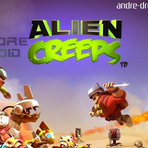 Downloads Legais - Alien Creeps TD Apk v1.2.3 Mod [Unlimited Gold / Gems]