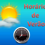 Horário de Verão começa neste domingo dia 19/10/2014