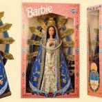 Sinal dos Tempos: Artistas argentinos criam bonecas Barbies vestidas de Santas