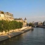 Curiosidades - O Sena e Paris na inundação de 1910!