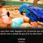 """Lorena Ferreira, formada em Educação Física, Biologia e Fotógrafa: """"Viver é a maior dádiva de Deus, aproveite-a."""""""