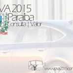 Utilidade Pública - IPVA PB 2015- CONSULTA, VALOR