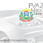 Utilidade Pública - IPVA MT 2015- TABELA, GUIA, CONSULTA
