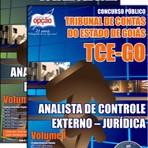 Apostila TCE / GO 2014 ANALISTA DE CONTROLE EXTERNO JURÍDICA