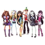 Diversos - Bonecas da Monster High