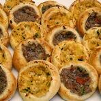 Culinária - Receita de Esfirras abertas do Vale do Ribeira