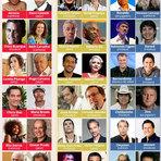 Você sabe quais famosos apoiam os candidatos a presidência do Brasil?