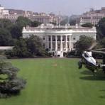 Em falha de segurança, homem com faca invade Casa Branca nos Estado Unidos