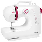 Máquina de costura portátil Elgin